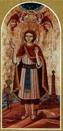 St. Mina the Wonder Worker